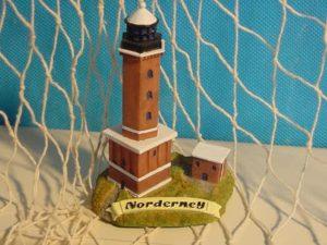 Leuchtturm Norderney 11 cm