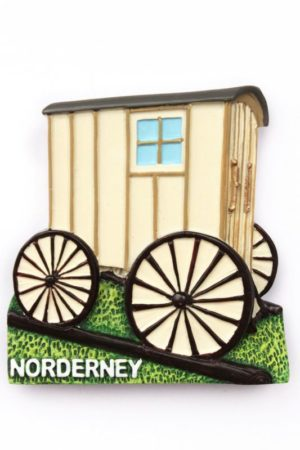 "Magnet Badekarren ""Norderney"