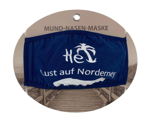 Mund- Nasenmaske He Norderney